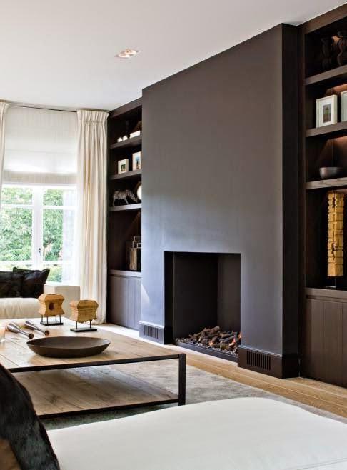 irene's space ✳ fireplace: variazioni sul tema