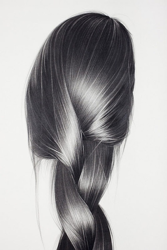 Why can I not draw hair?!
