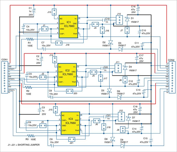 Configurable DC-to-DC Converter Module Using Three ICs This - ics organizational chart