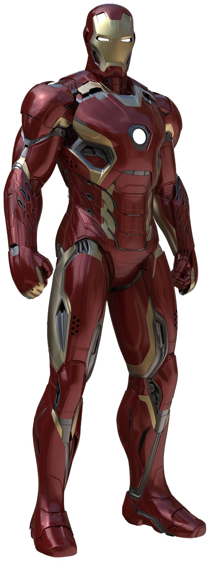 The Mark 45 (Mark XLV) is the forty-fifth Iron Man Armor, as well as one of the many new built...