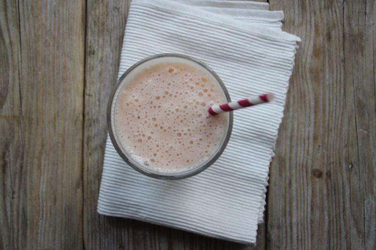 Op zoek naar een lekker recept voor meloensmoothie? Het recept voor deze meloensmoothie is verrukkelijk!