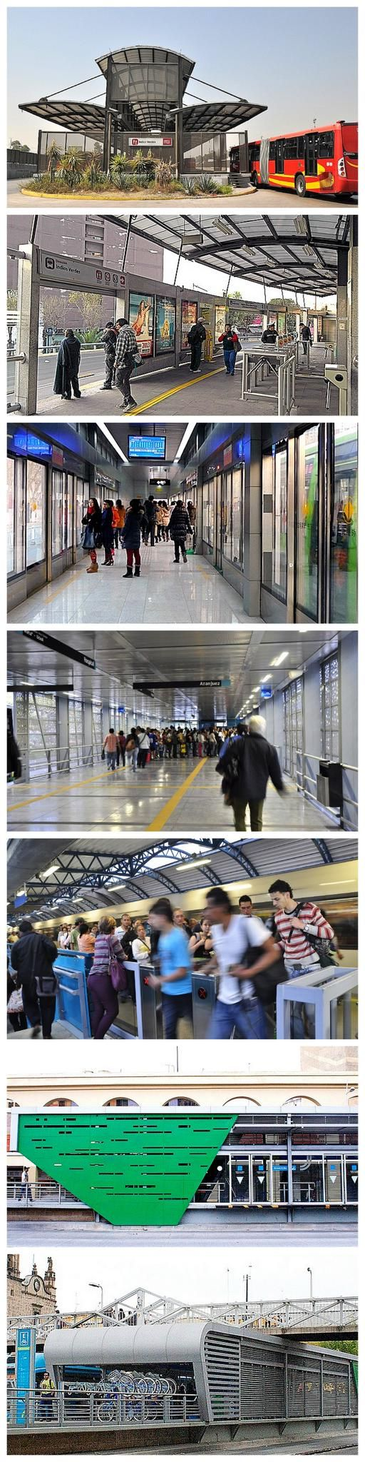 A great BRT (bus rapid transit) system feels like taking the train. Click image for link to profiles of seven great stations worldwide, and visit the slowottawa.ca boards >> https://www.pinterest.com/slowottawa/