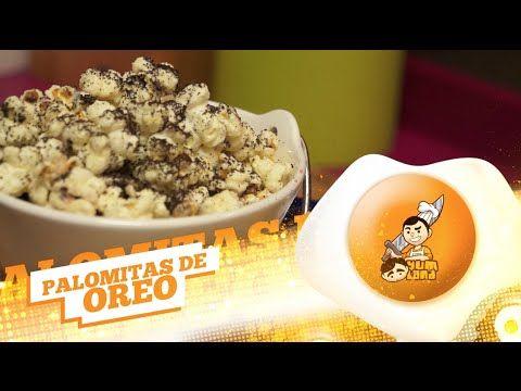 Receta 160# Palomitas de Oreo - YouTube