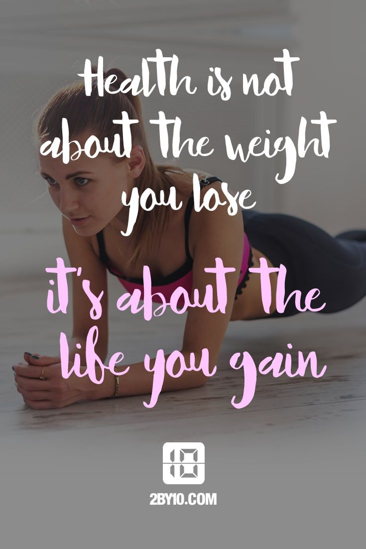 I love this! So true! Even though I haven't seen much change on the scale... I have felt tremendous changes in my muscles! That alone has made it easier to keep my energy up!