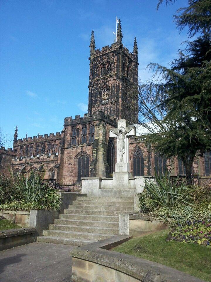Wolverhampton in West Midlands, West Midlands