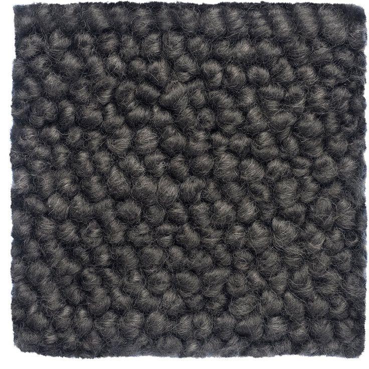 Galet Chunky Loop Pile 100% Pure New Zealand Wool Carpet - Cavalier Bremworth