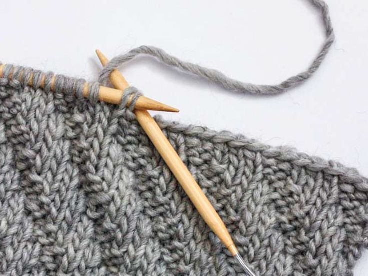 DIY-Anleitung: Boyfriend-Loop stricken  via DaWanda.com