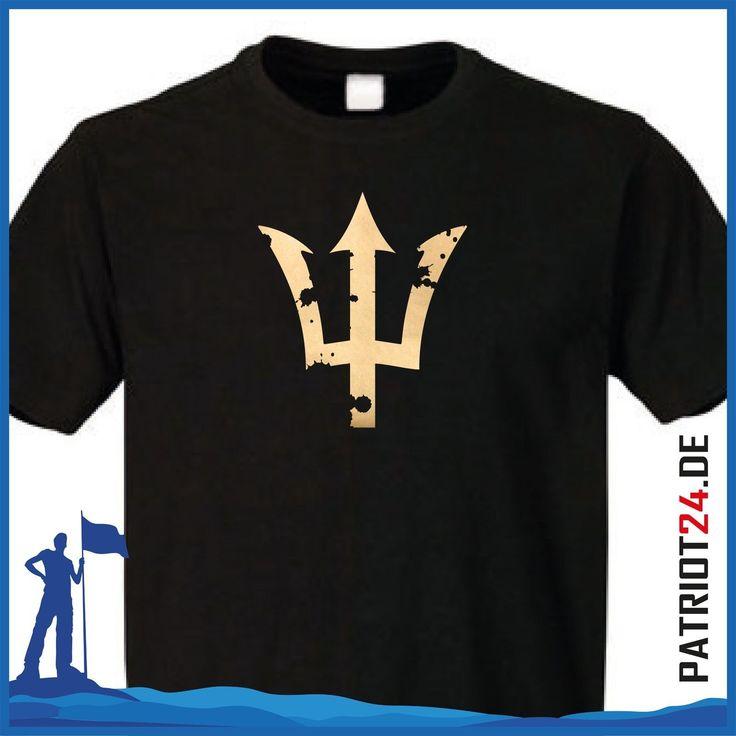 T-Shirt Dreizack Poseidon Neptun Trident Gott Meer Sea | Kleidung & Accessoires, Herrenmode, T-Shirts | eBay!