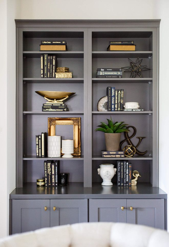 Sherwin Williams SW 7048 Urbane Bronze. Sherwin Williams SW 7048 Urbane Bronze. Grey cabinet paint color Sherwin Williams SW 7048 Urbane Bronze #SherwinWilliamsSW7048UrbaneBronze #SherwinWilliamsSW7048 #SherwinWilliamsUrbaneBronze sherwin-williams-sw-7048-urbane-bronze Cottage Home Company