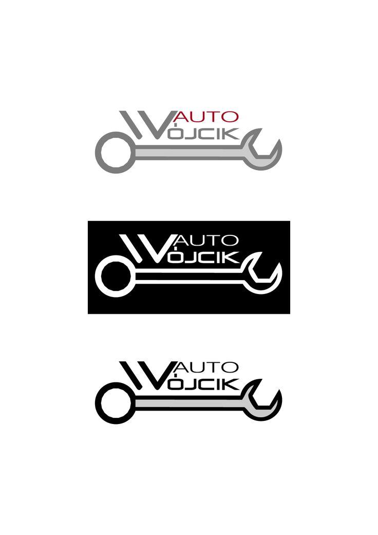 Logo warsztatu samochodowego