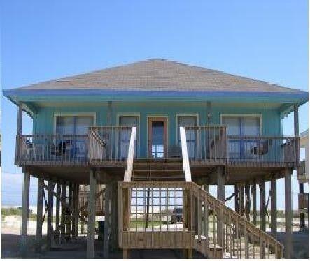 Salty Dog Beach House Dauphin Island