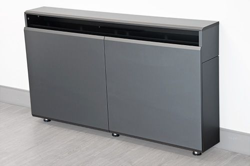 CR2-WM Wall Mounted Credenza