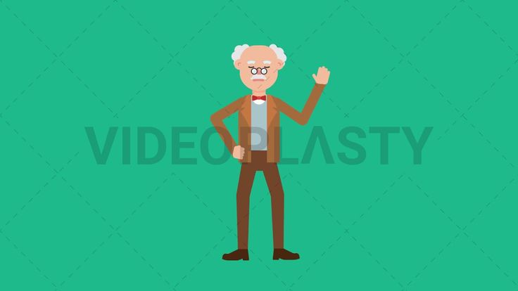 "Download: http://ift.tt/2woP6Nb  An older professor with gray hair wearing a brown suit is shaking his head sideways as a sign of ""no"" or disbelief. Also uses his hand to show that  Two versions are included: normal (with a start animation) and loopable. The normal version can be extended with the loopable version  Clip Length:10 seconds Loopable: Yes Alpha Channel: Yes Resolution:FullHD Format: Quicktime MOV  For more royalty free video assets visit: https://videoplasty.com"