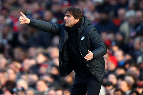 Chelsea FC news: Antonio Conte concedes Blues could miss out on top four spot after Manchester United loss | Bible Of Sport