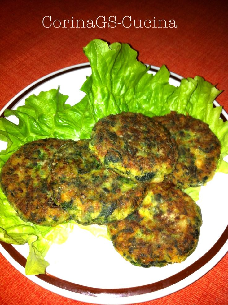 Polpette di verdure e legumi-Ricetta vegetariana