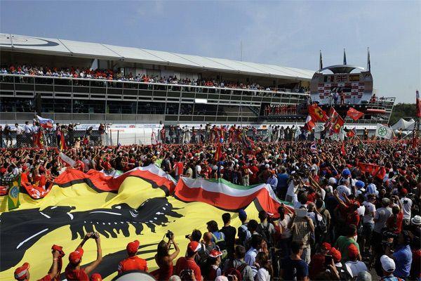 Formule 1, Grand-Prix d'Italie 2014: dates et horaires