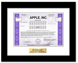 Buy Apple stock Gift in 2 Minutes | #1 in Single Shares of Stock