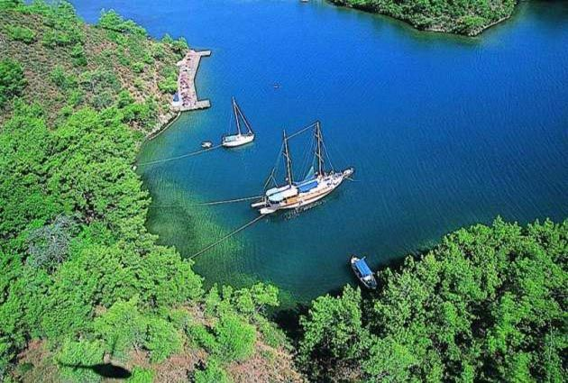 3.Day, Aktur, Bencik, private yacht rental, www.barbarosyachting.com