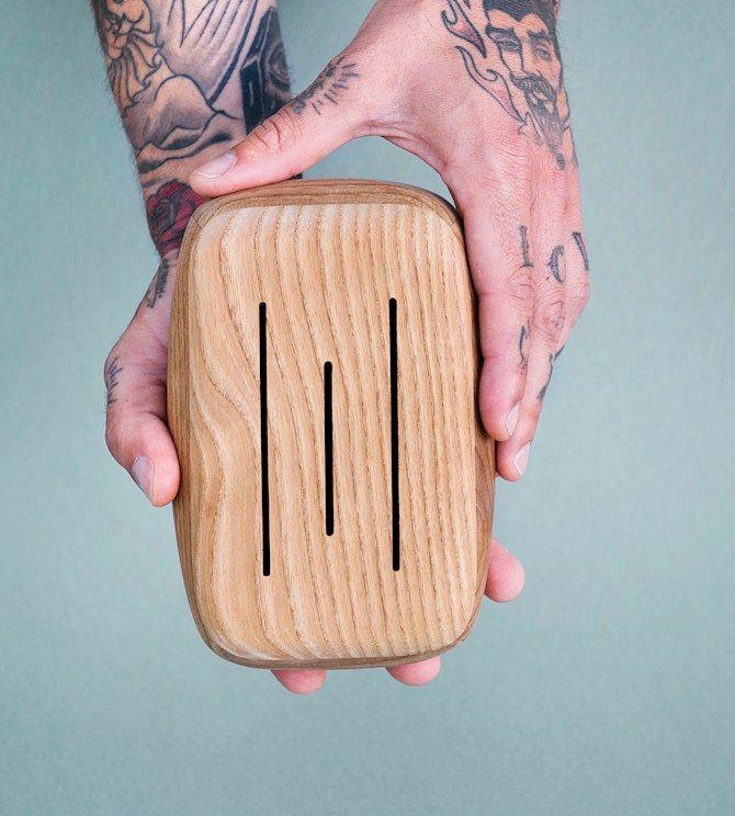 Cembalo | Collezione Sound-Venir | Gioco musicale per bambini | Frassino naturale e termotrattato Bio Antique® certificato Pefc | Fatto a mano | www.warmandwood.com