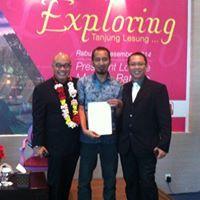 EO Jakarta dan EO Bekasi Menghadiri undangan dr PT Jababeka untuk Exploring Tanjung Lesung