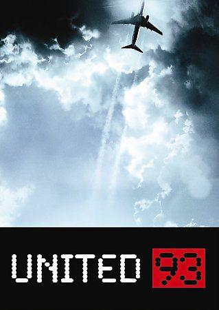 Lewis Alsamari J J Johnson United 93 DVD 2006 Anamorphic Widescreen Slip Cover