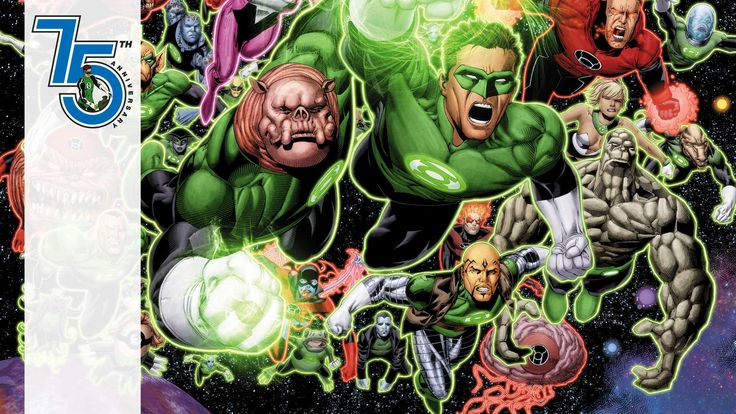 Green Lantern Reboot: DC reveals 'Green Lantern Corps' as 2020's movie official title; Chris Pine or Tyrese Gibson to play titular role? | Vine Reporter