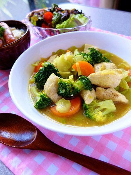 意外と知らない?ブロッコリーのカロリーや栄養素を知ってもっと健康に ... http://macaro-ni.jp/30908