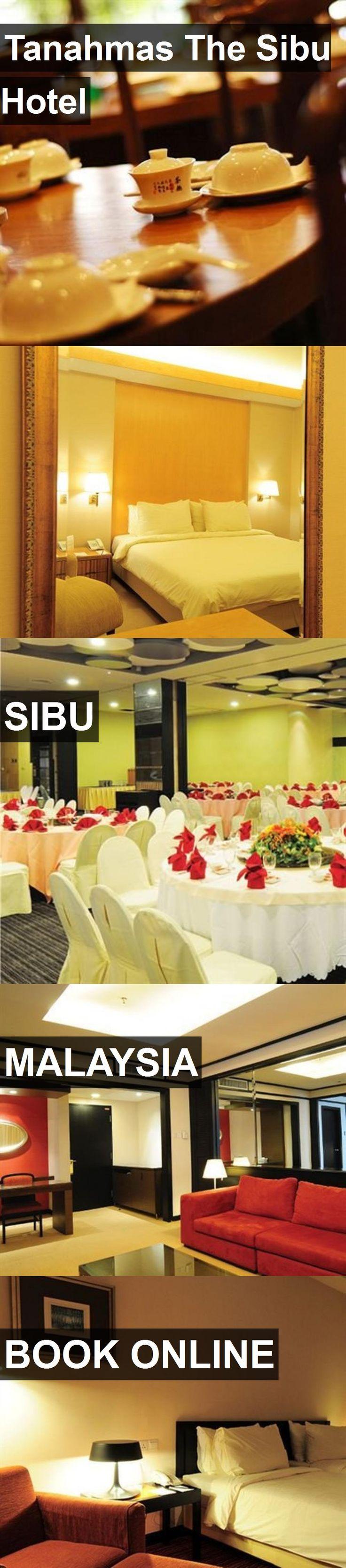 Hotel Tanahmas The Sibu Hotel in Sibu, Malaysia. For more information, photos, reviews and best prices please follow the link. #Malaysia #Sibu #TanahmasTheSibuHotel #hotel #travel #vacation