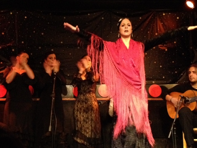 Tarantos, Barcelona (or, anywhere in Spain to watch authentic flamenco dancing and music)