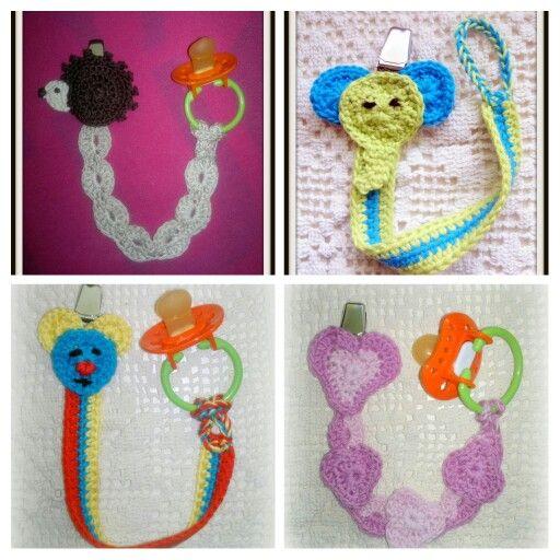 Tuttinauhoja, pacific clip holders