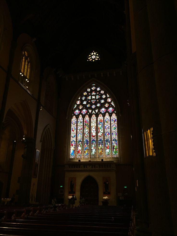 Montreal, CA. #montreal #stpatrick #church