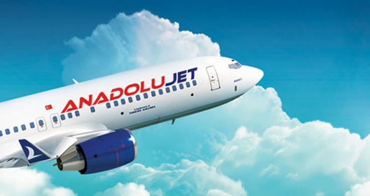 Anadolujet Uçak Bileti Sorgulama - Anadolu Jet