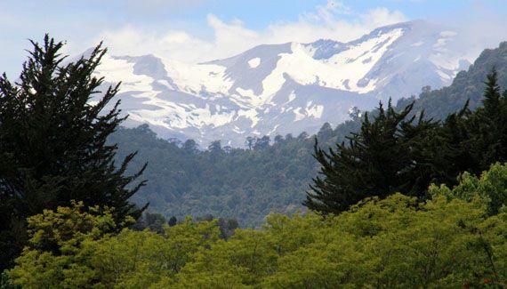 Vulcão Puyehue, Lagos Andinos #Chile