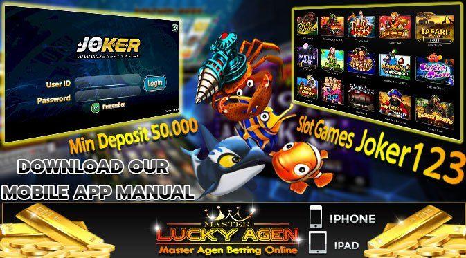 Tembak Ikan Online | Petunjuk Login Game Tembak Ikan Joker123