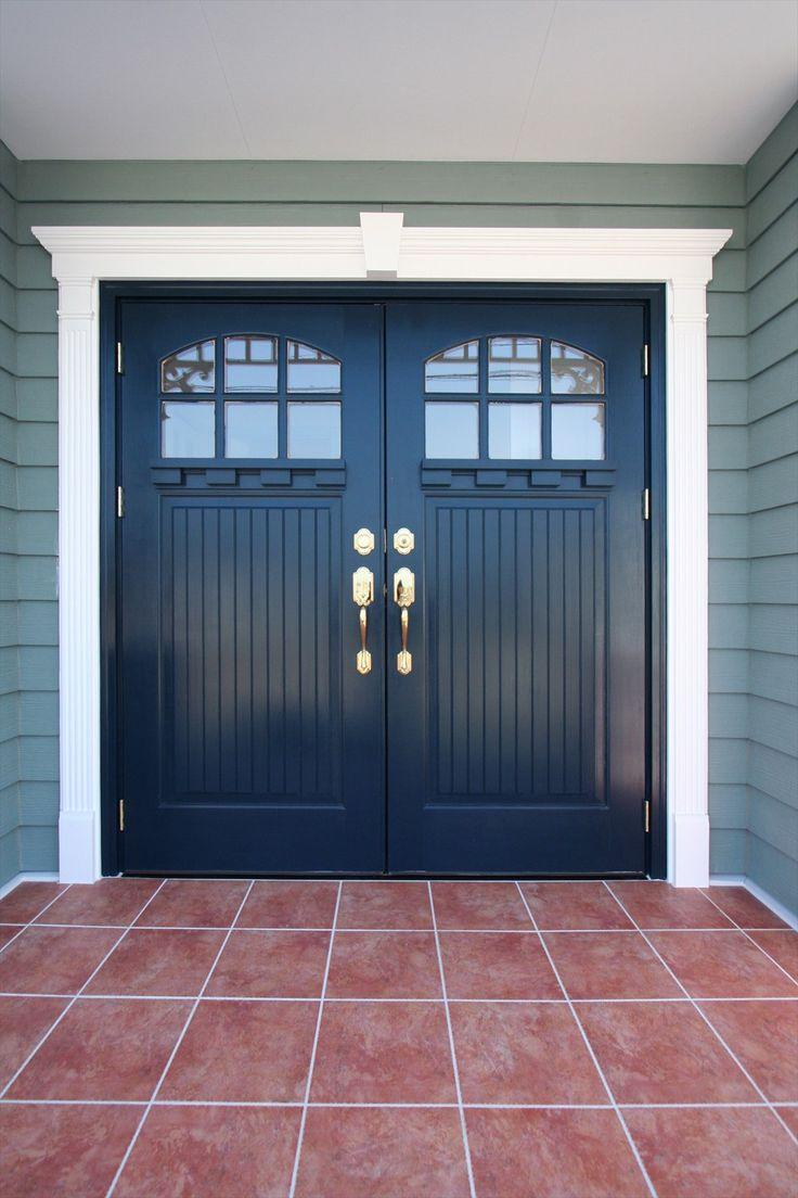 玄関ドア ドア 無垢ドア 両開き 輸入ドア