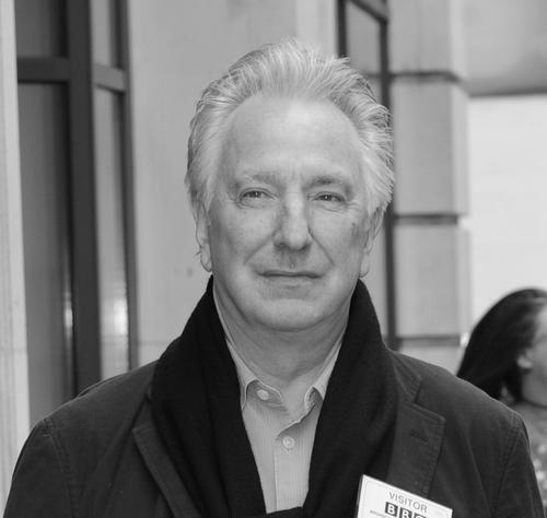 Alan Rickman in London United Kingdom, Monday 13th April 2015