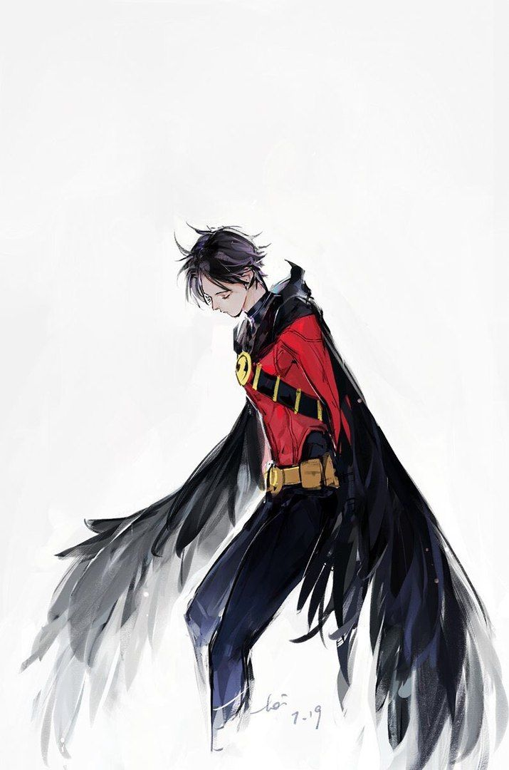 Red Robin. Tim Drake