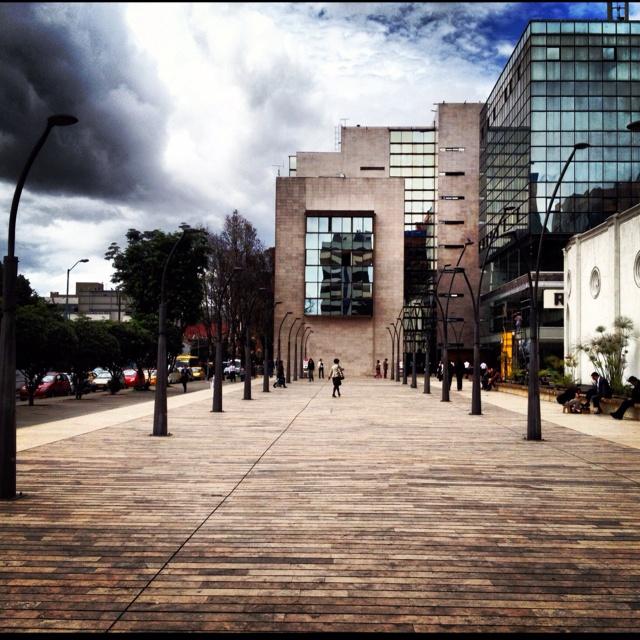 Bogota Calle 72, Centro Comercial