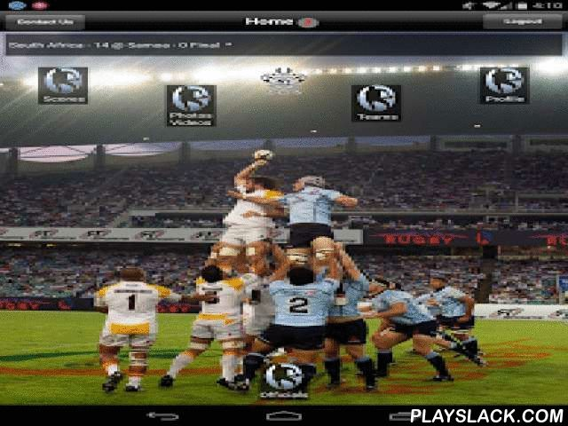 Real-time Rugby  Android App - playslack.com , Maximize Your Rugby!Real-time Rugby is the world's only comprehensive, yet intuitively simple and rugby centric bi-platform Smartphone Application that enables the world of grass roots Rugby to share its ultimate rugby experiences and rugby scores in Real-time. Created by Rugby players, coaches and administrators, Real-time Rugby is designed to deliver Rugby and Rugby League out of the dark ages and into the light.If designated an official, you…