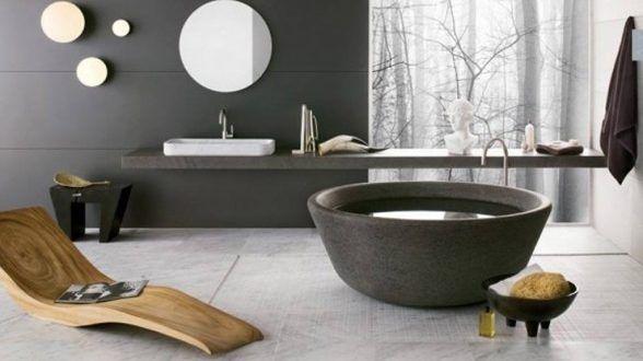 Koupelny v pánském stylu | Elegantní bydlení