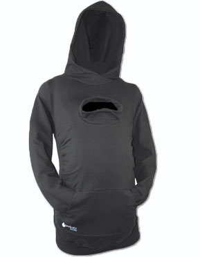 Peekaru babywearing hoodie - Must have this.... I was going to order it from the States, and pick it up in March....anyone else????