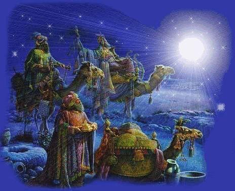 єʅ ɱυɲɗơ ɗє ƥʌȥ єɲ ɲơƨơƭɾơƨ: Tres Reyes Magos