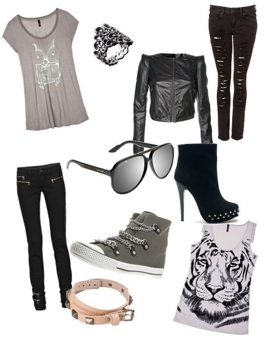 28 best GLAM ALERT images on Pinterest | Womens fashion Glam rock and Rock style