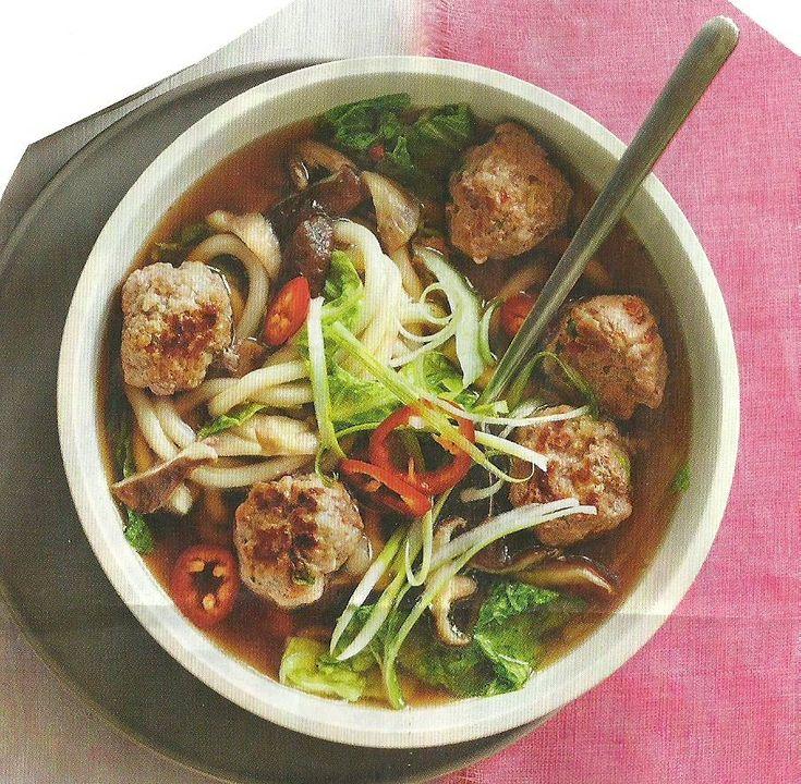 Noodle Soep recept | Smulweb.nl