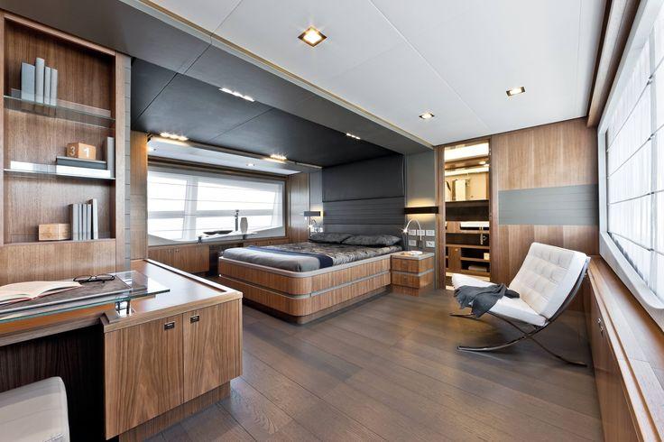 Luxury Yacht furniture - www.ctarredamenti.it