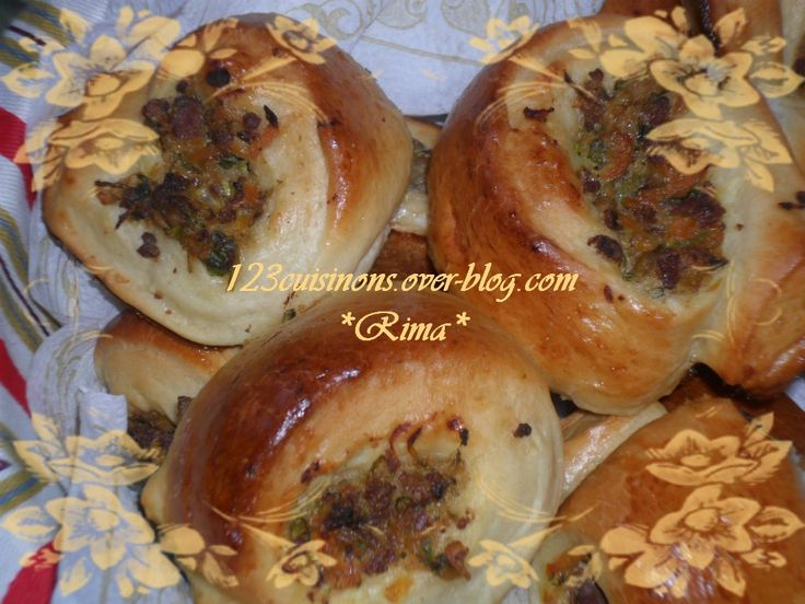 """Recapitulatif """" entrees ramadanesques"""", les participations - Amour de cuisine"""