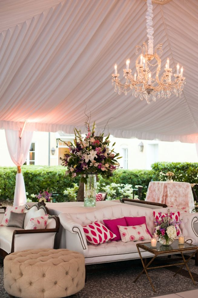 wedding reception at home ideas uk%0A love this chill out area   perfect for a wedding
