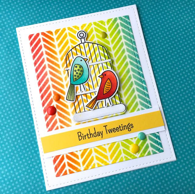Best My Favorite Things Tweet Friends Images On Pinterest Mft - Childrens birthday cards for the queen