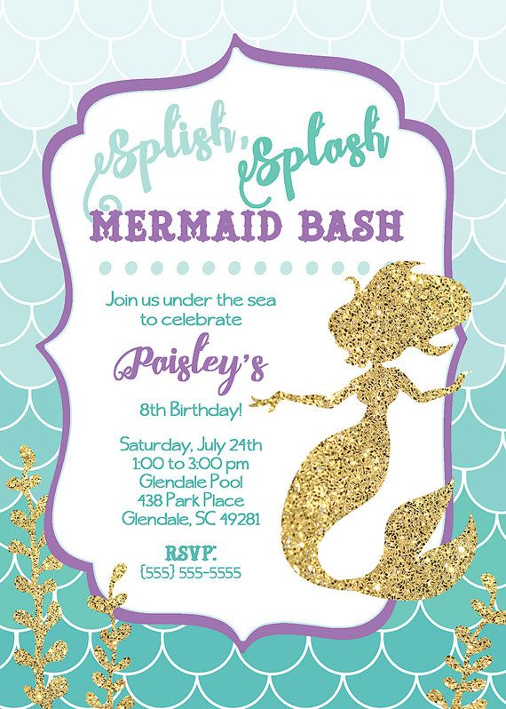 Best 20 Printable Birthday Invitations ideas – Print out Birthday Invitations