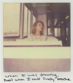 Taylor swift- Clean. My fav on her new album! Inspirational song.